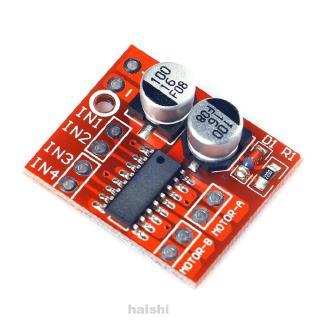 Controller DIY Regulator Speed Hobbies Dual H-Bridge 10V 1.5A DC Motor