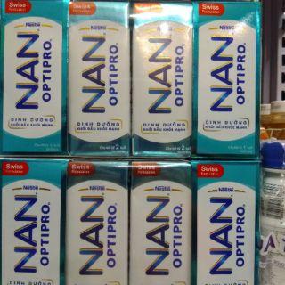Sữa bột pha sẵn Nan optipro 185ml ( hsd 4.2020) thumbnail