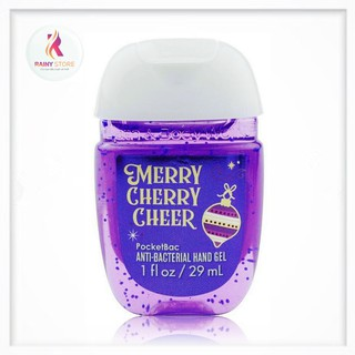 Gel rửa tay khô Bath & Body Works Merry Cherry Cheer 29ml thumbnail