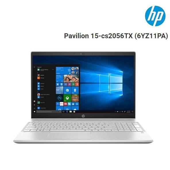 [Mã ELLAPDESK giảm 5% đơn 3TR] Laptop HP Pavilion 15-cs2056TX 6YZ11PA Core i5-8265U, MX130 2GB,Win10,15.6 FHD