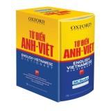 Từ Điển Anh - Việt ( Bìa Xanh Vàng) Cứng