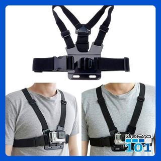 Dây đeo ngực cho máy quay hành động GoPro, Sjcam, Yi Action, Osmo Action - Gopro101 - inoxnamkim