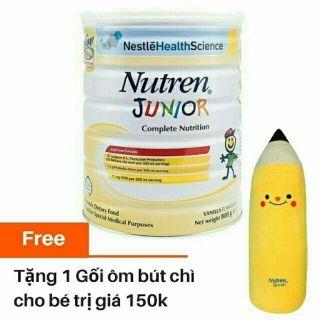 Sữa Nutren Junior 800g Dành Cho Trẻ Biếng Ăn Suy Dinh Dưỡng thumbnail