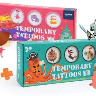 Bộ tatoo Mideer