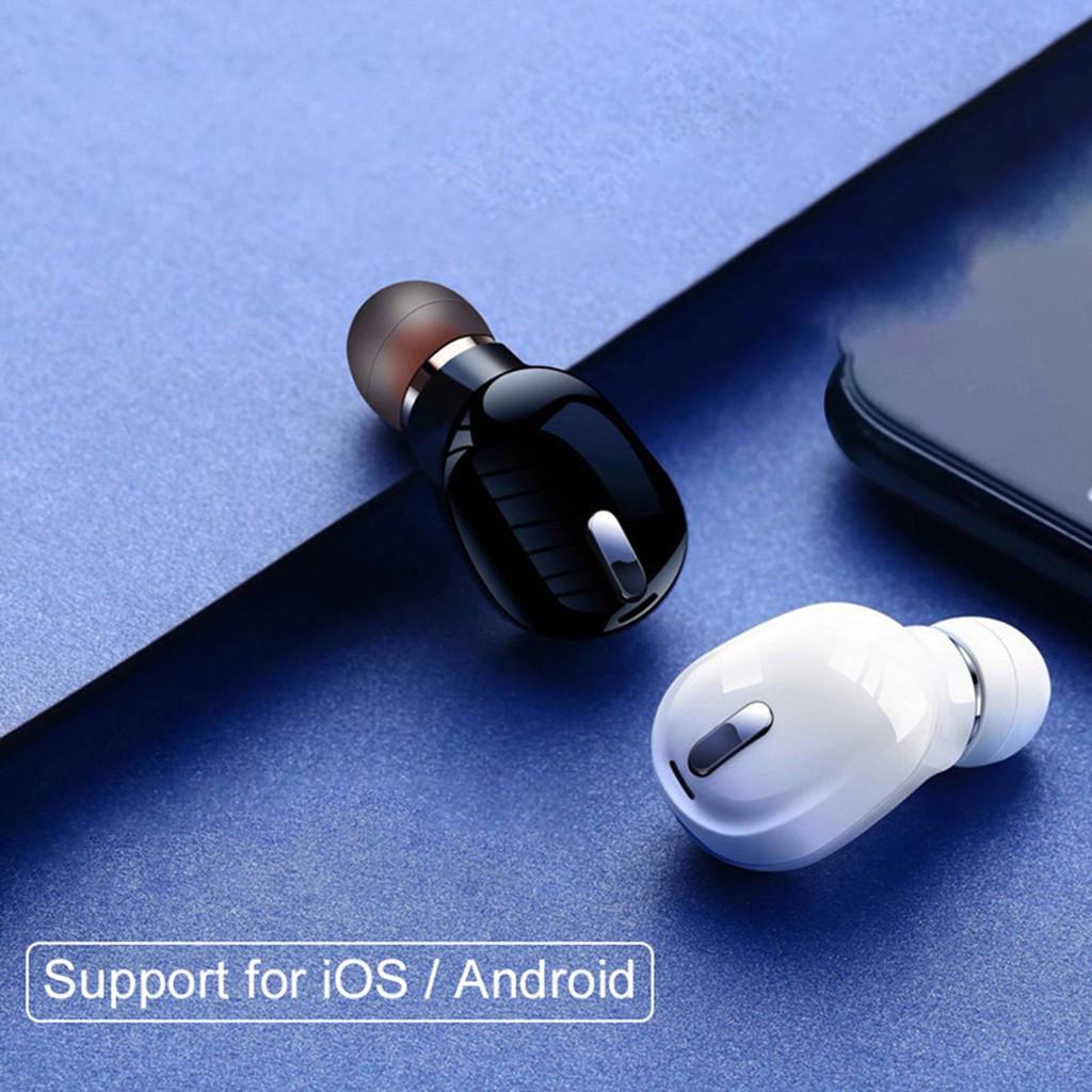 Tai Nghe Bluetooth 5.0 Không Dây X9 Pro Tws Âm Thanh Sống Động Chất Lượng Cao