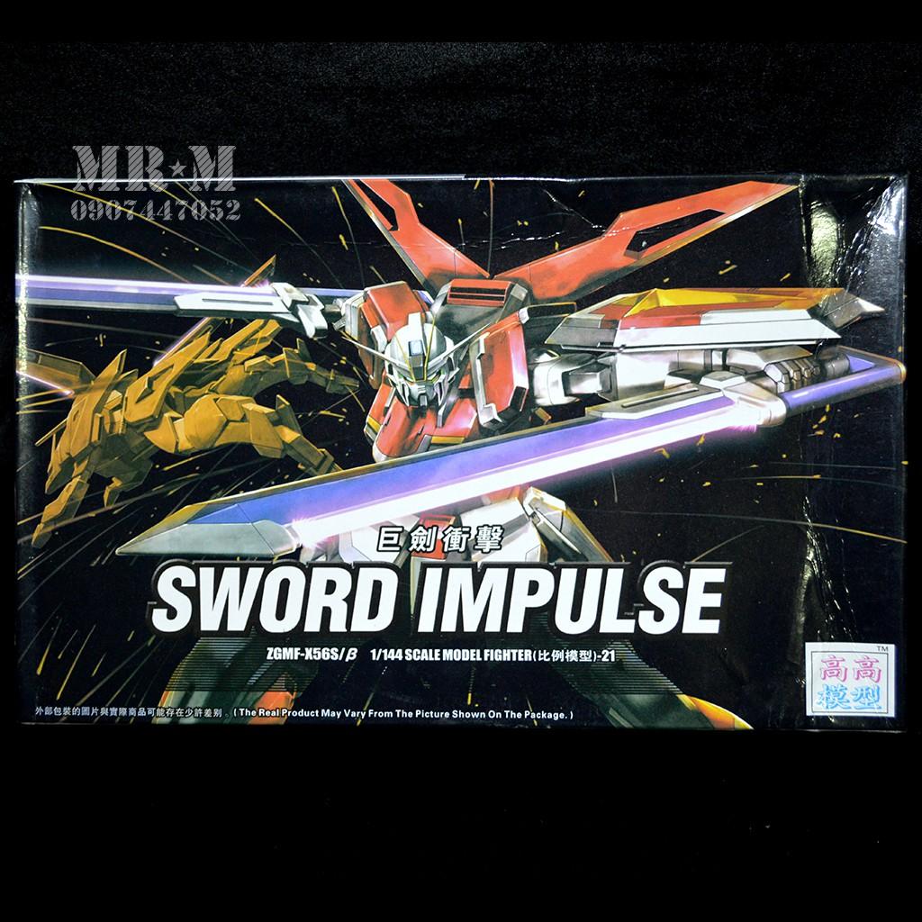 Mô hình Gundam SWORD IMPULSE ( HG – Thong Li)