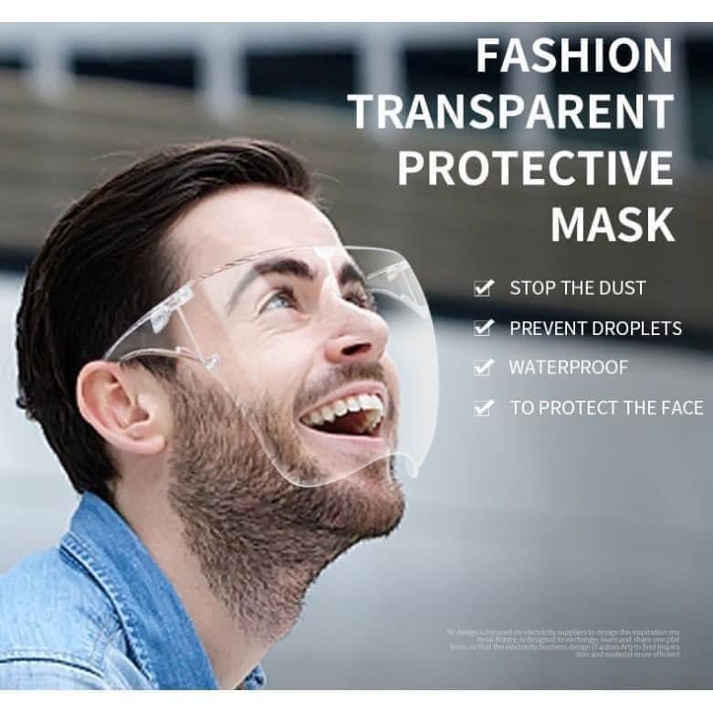 Kính Mắt CHỐNG COVID ,kính bảo hộ chống bụi, chống giọt bắn an toàn cho mắt, bảo vệ sức khỏe...