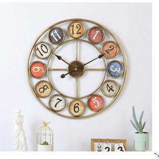 Đồng hồ treo tường Cao Cấp Dành Cho Phòng Khách, Nhà Ăn, Nơi Làm Việc, Công Sở, giường Ngủ