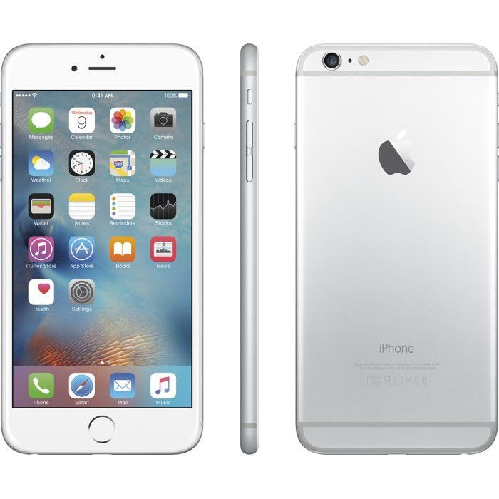 Điện thoại Apple iPhone 6 Plus 16GB silver - Chính hãng FPT - 3052432 , 403684969 , 322_403684969 , 11999000 , Dien-thoai-Apple-iPhone-6-Plus-16GB-silver-Chinh-hang-FPT-322_403684969 , shopee.vn , Điện thoại Apple iPhone 6 Plus 16GB silver - Chính hãng FPT