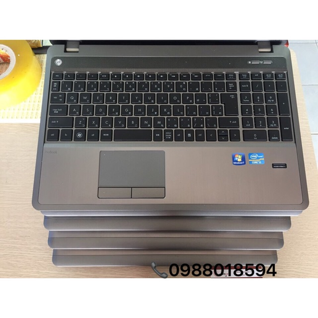 Laptop HP Probook 4540s ( core i5-3320m, Ram 4gb,HĐ320gb, intel hd graphics 4000, Màn 15.6