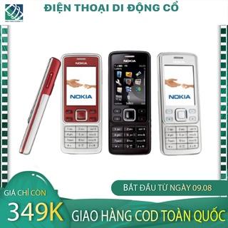 CÓ CLIP Điện thoại cổ Nokia 6300 Huyền Thoạ, Máy ĐẸP, ZIN NGUYÊN BẢN 100%- BH 12 tháng 1 đổi 1 TRONG THÁNG ĐẦU TIÊN. thumbnail
