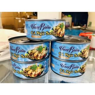 🐟 🐠 Cá Ngừ Salad Vua Biển – loại hộp 140g