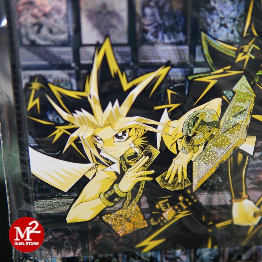 Album sưu tập thẻ bài yugioh Golden Duelist - Kỷ niệm 20 yugioh TCG - Chứa được 180 lá bài