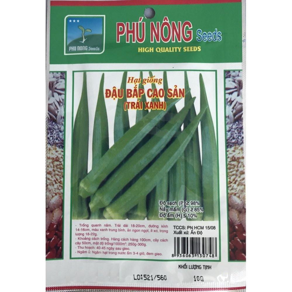 Hạt giống đậu bắp cao sản PN - 10g PN130748 - 3146566 , 1205571745 , 322_1205571745 , 13000 , Hat-giong-dau-bap-cao-san-PN-10g-PN130748-322_1205571745 , shopee.vn , Hạt giống đậu bắp cao sản PN - 10g PN130748