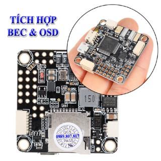 [HCM - Free ship] - Mạch cân bằng FC Flight Controller Betaflight Omnibus  F4 Pro v2 tích hợp OSD và BEC - FPV Quadcopter