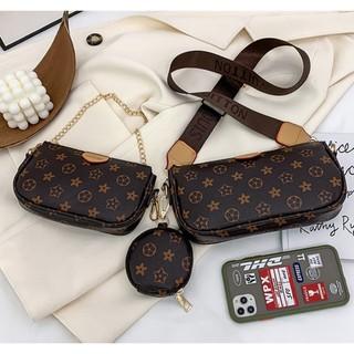 Bộ 3 túi xách nữ giá rẻ đẹp, túi xách nữ công sở, túi xách nữ thời trang, túi xách nữ giá rẻ, túi xách nữ cá tính