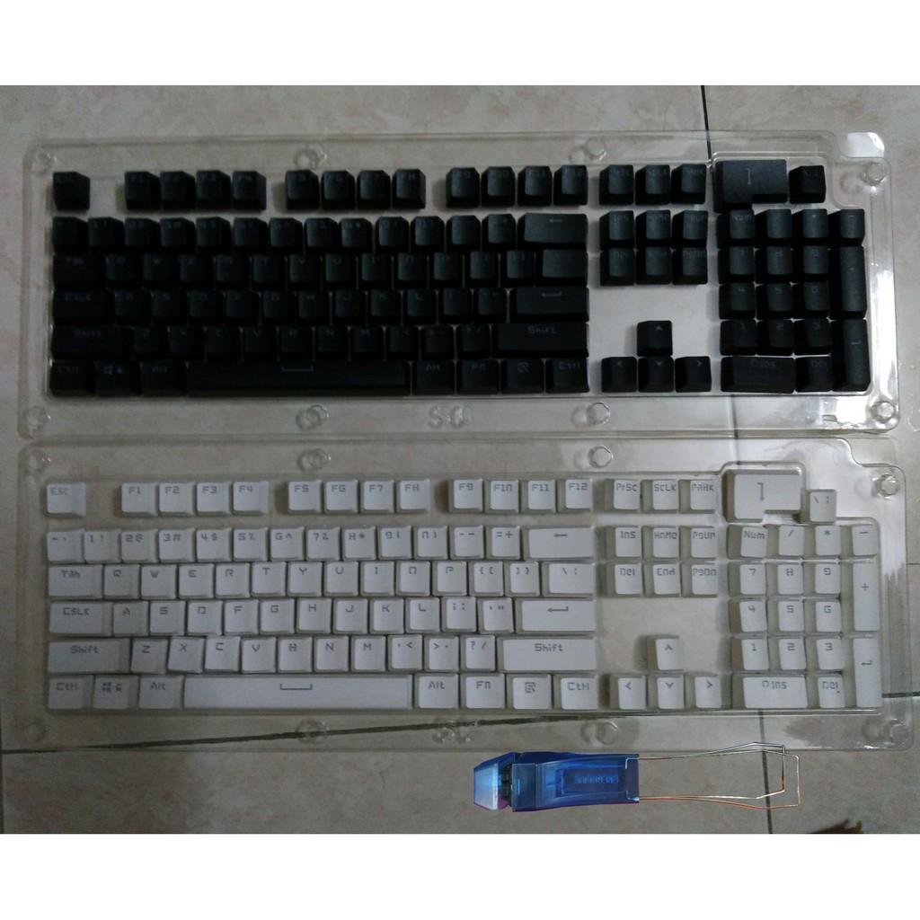 Combo keycap và key puller Everglide