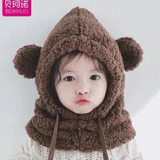 Mũ gấu