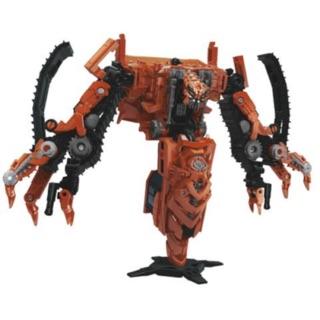 Transformers Studio Series Rampage – Robot biến hình máy ủi