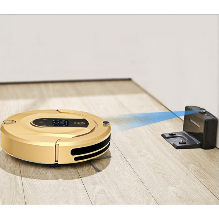 Robot Hút Bụi Lau Nhà Thông Minh điều khiển remote tự động sạc pin khi cần - 9991181 , 1271868850 , 322_1271868850 , 4480000 , Robot-Hut-Bui-Lau-Nha-Thong-Minh-dieu-khien-remote-tu-dong-sac-pin-khi-can-322_1271868850 , shopee.vn , Robot Hút Bụi Lau Nhà Thông Minh điều khiển remote tự động sạc pin khi cần