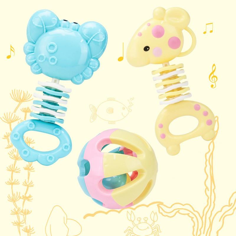 Bộ đồ chơi 6 món cho bé
