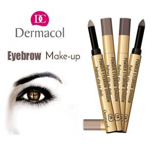 Chì kẻ chân mày Dermacol Powder Eyebrow Shadow 0.8g thumbnail