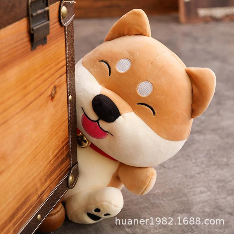 Thú Nhồi Bông Hình Chú Chó Đáng Yêu