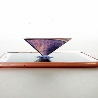 Máy Chiếu Mini Hình Kim Tự Tháp 3D Trên Điện Thoại Thông Minh dùng cho điện thoại Iphone, Samsung, Oppo, Huawei ...
