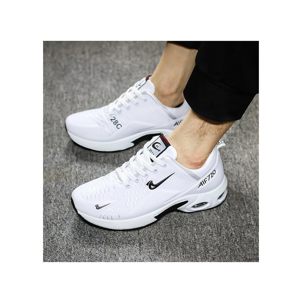 Giày Thể Thao Nam - Giày Sneaker Nam, Đế Đệm Khí Trợ Lực TRT-GTTN-62.