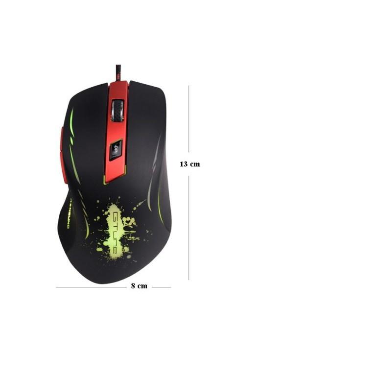 Chuột máy tính - Mouse Sarepo GX-9800