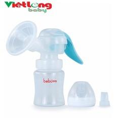Máy hút sữa bằng tay mềm nại tự nhiên Beborn BB2A010 (Trắng)
