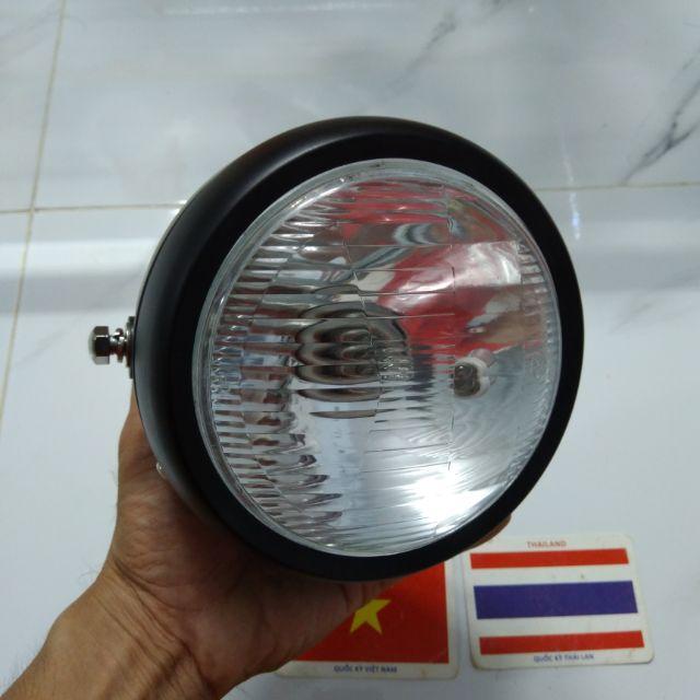 Gáo đèn pha độ cafe tracker GD110 GZ125