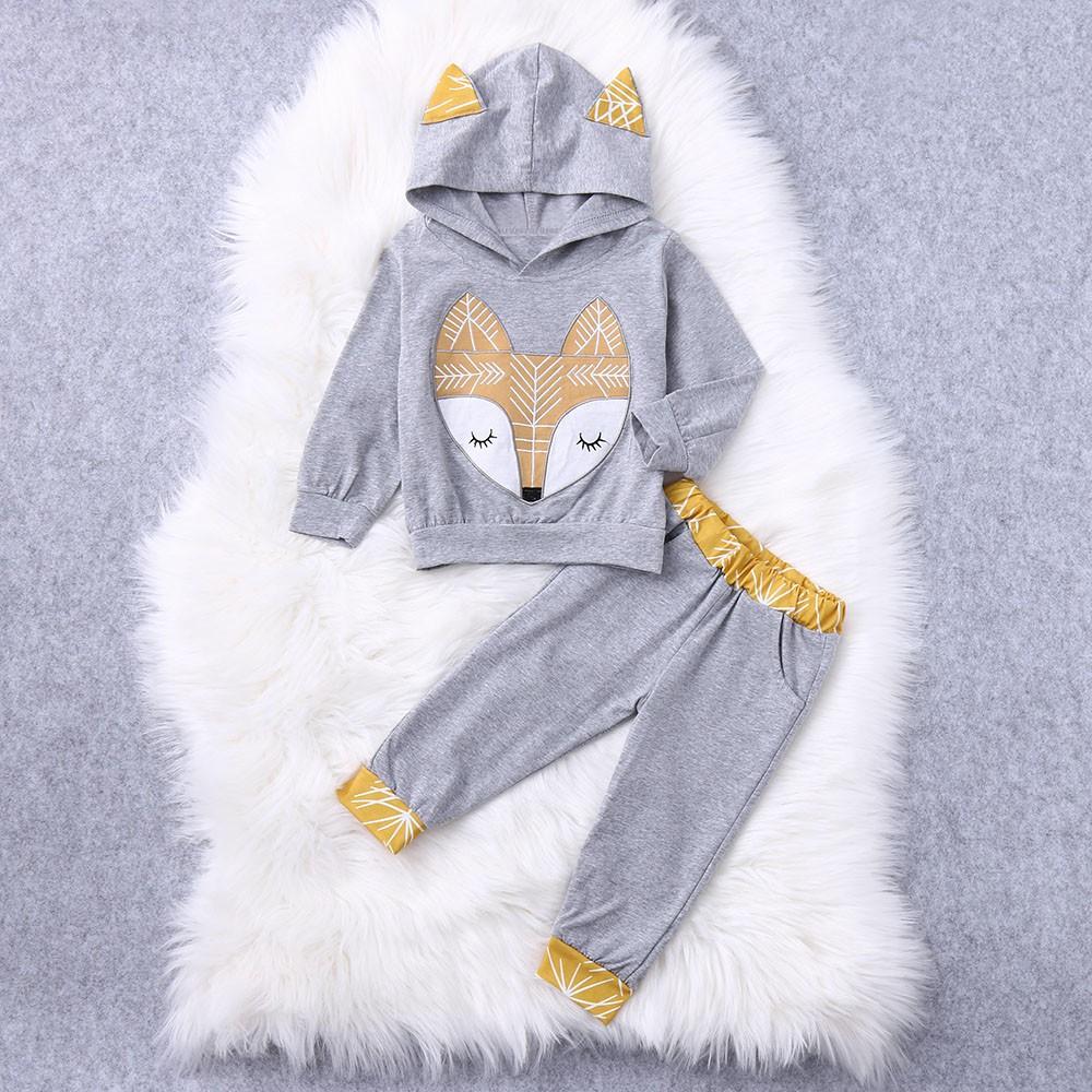 Set áo hoodie + quần dài in hoạt hình dễ thương cho trẻ sơ sinh - 14266693 , 2563539225 , 322_2563539225 , 298400 , Set-ao-hoodie-quan-dai-in-hoat-hinh-de-thuong-cho-tre-so-sinh-322_2563539225 , shopee.vn , Set áo hoodie + quần dài in hoạt hình dễ thương cho trẻ sơ sinh