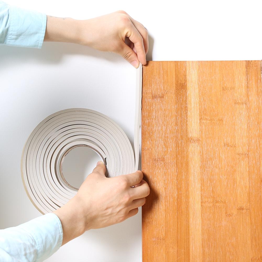 Cuộn 5m dải niêm phong bằng cao su silicon cải thiện nhà cửa
