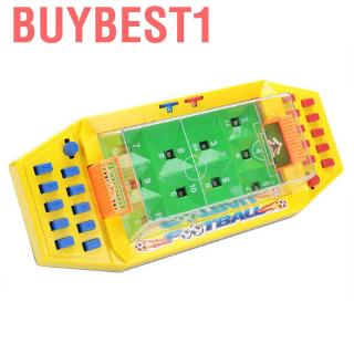 Buybest1 Interactive Desktop Football Toy 2-Player Tabletop Soccer Games Early Educational Sports Funny Kids Fin