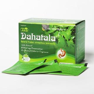 Trà Dahatala - Hỗ trợ viêm dạ dày tá tràng - Học Viện Quân Y hộp 20 gói [Chính hãng] thumbnail