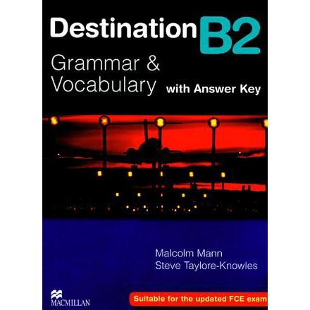 Destination B2 Grammar & Vocabulary - with Answer key