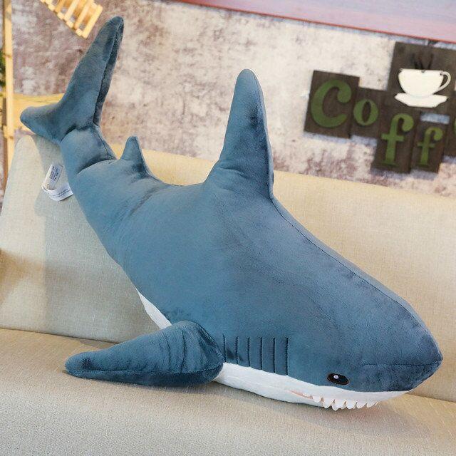Gối ôm hình cá mập độc đáo cao cấp đáng yêu