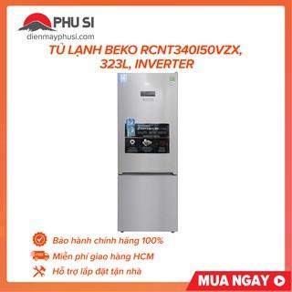 Tủ lạnh Beko RCNT375I50VZX, 356L, Inverter