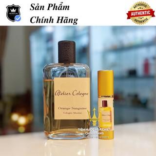 [Tiemnuochoachiet.vn] - Nước Hoa Unisex Mini Atelier Cologne Orange Sanguine thumbnail