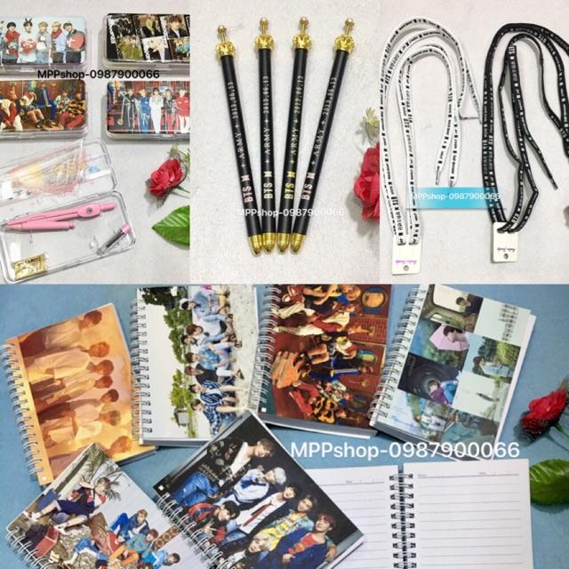 Combo BTS : 1 bút hàn , 1 bộ dụng cụ học tập compa, 1 sổ lò xo ,1 đôi dây giày 125k - 3467930 , 1217820548 , 322_1217820548 , 125000 , Combo-BTS-1-but-han-1-bo-dung-cu-hoc-tap-compa-1-so-lo-xo-1-doi-day-giay-125k-322_1217820548 , shopee.vn , Combo BTS : 1 bút hàn , 1 bộ dụng cụ học tập compa, 1 sổ lò xo ,1 đôi dây giày 125k