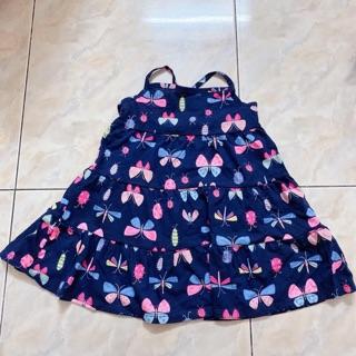 Váy dây bé gái hàng xuất ( combo )