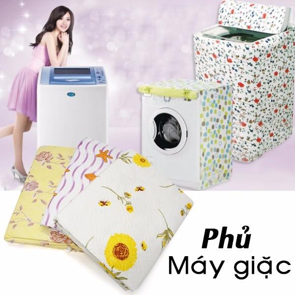 Vỏ bọc máy giặt cửa trước hoặc cửa trên đẹp - loại to(8-10kg)