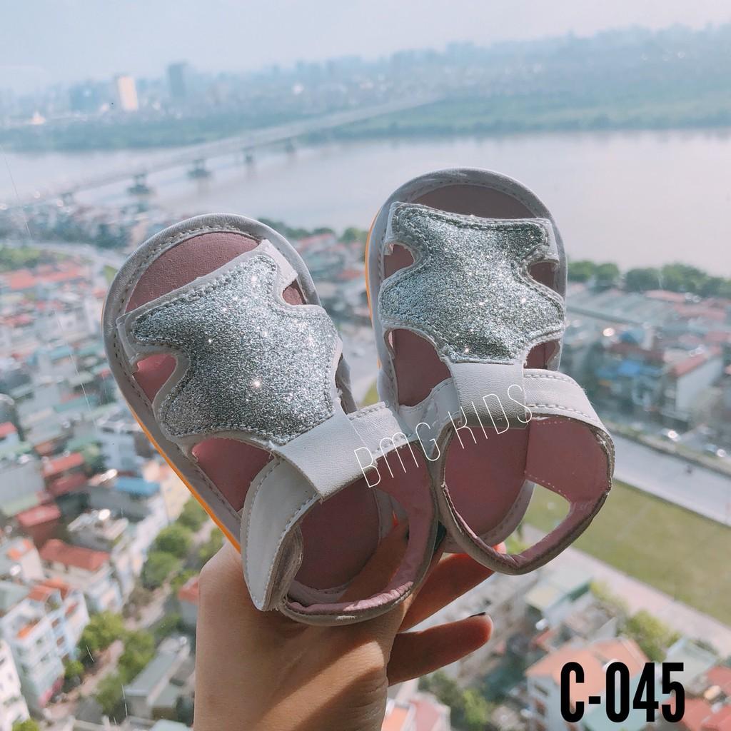GIÀY TẬP ĐI ĐẾ CAOSU C-045