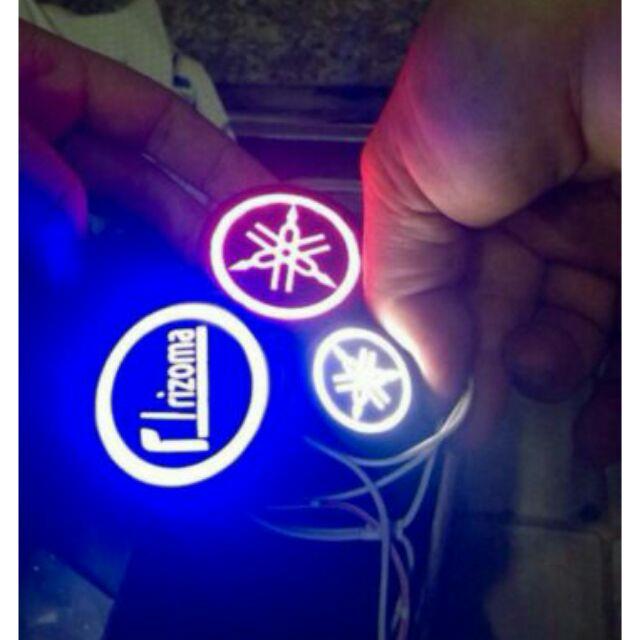 LOGO Yamaha phát sáng