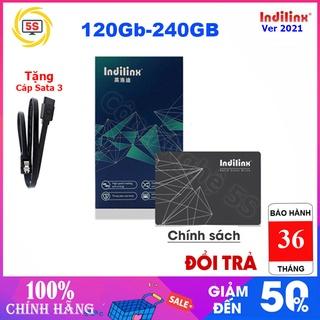 [Mã 1510ELSALE hoàn 7% đơn 300K] Ổ Cứng SSD Indilinx 120Gb và 240GB-Chính Hãng-Bh 36 Tháng
