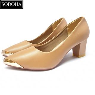 Giày Cao Gót Nữ SODOHA SDH-1259 thumbnail