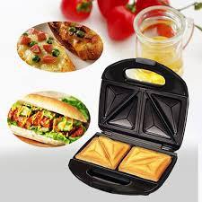 Máy nướng bánh mì giòn tan Nikai