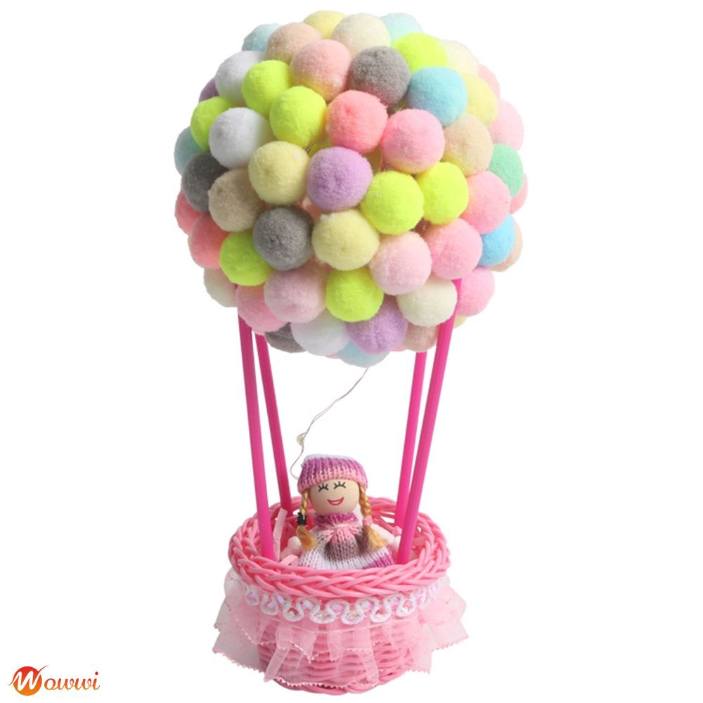 ❥ New handmade DIY creative Valentine's Day birthday gift luminous ornaments Gdth