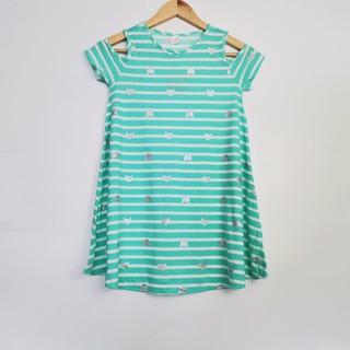 Váy đầm bé gái sát nách cotton cao cấp siêu đẹp Gymboree xuất dư size từ 4 tuổi đến 14 tuổi